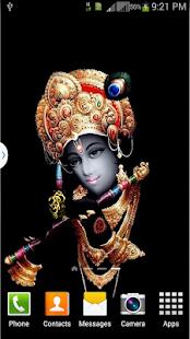 Lord Krishna HD LW screenshot