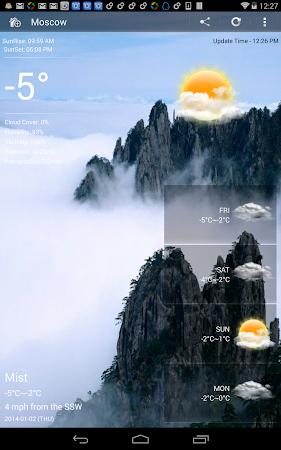 Weather Ultimate 1.6.3 screenshot 7035