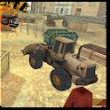 construction simulateur icon