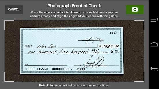 Fidelity Investments Screenshot 22