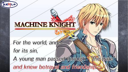 RPG Machine Knight 1.1.9g screenshot 303003