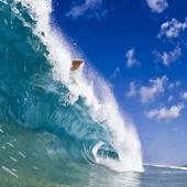 Surf Beach Live Wallpaper