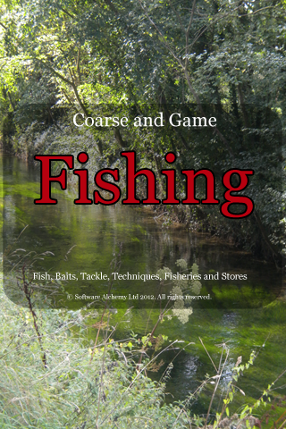 Coarse and Game Fishing