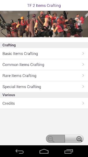 Team Fortress 2 Item Craft