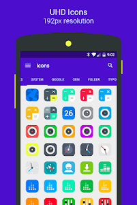 Goolors Elipse - icon pack screenshot 4
