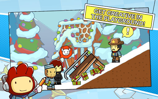 Scribblenauts Remix game for Android screenshot