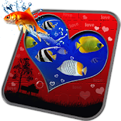 Love Aquarium Live Wallpaper