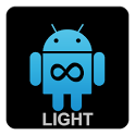 Blue Infinitum Theme - Light icon