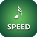 Lyrics for Speed icon