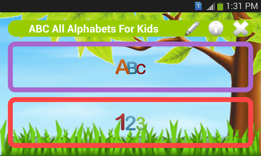 ABC All Alphabets For Kids
