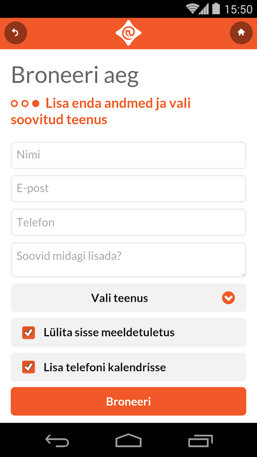 Hambaraviäpp- screenshot