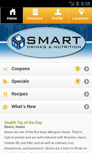 Smart Drinks Nutrition