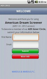 Green Card Screener - screenshot thumbnail