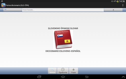 【免費旅遊App】PortosDicty Esp-Slo - FREE-APP點子