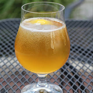 Summer Shandy Beer Drink.