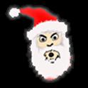 Murder Santa logo