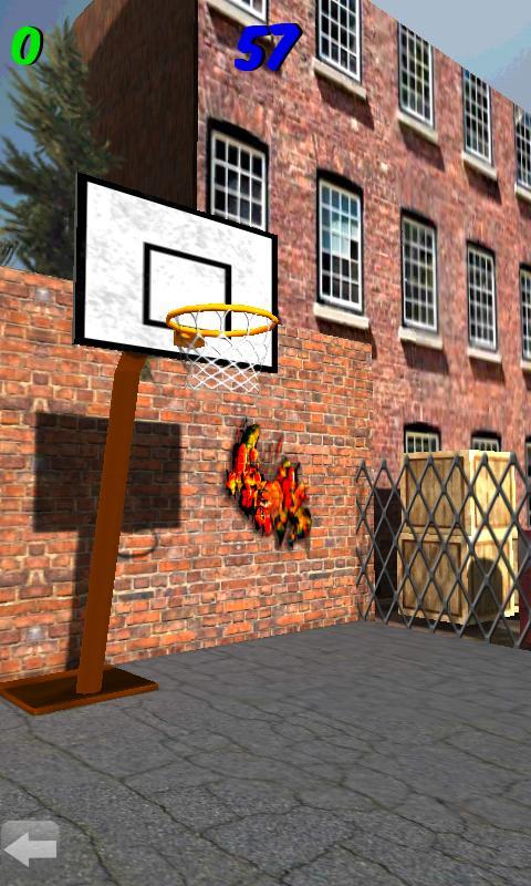 Süper Pota Basket Atma Oyunu - screenshot