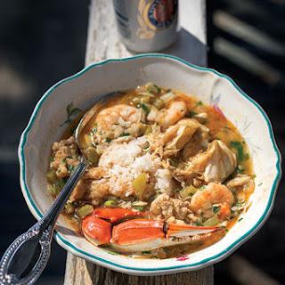 Seafood Gumbo