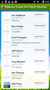 Diablo Golf Handicap Tracker- screenshot thumbnail