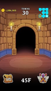 10 Dungeon Quest App screenshot
