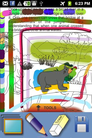 Two Silly Goats - Kids Story- screenshot