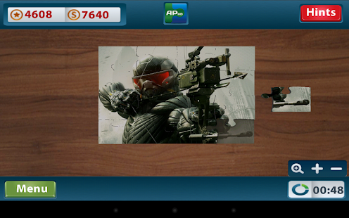 Amazing Jigsaw Puzzle - screenshot thumbnail