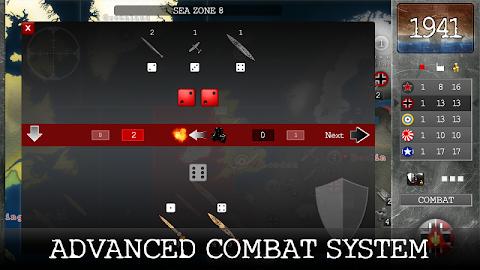 1941: World War Strategy Screenshot 3