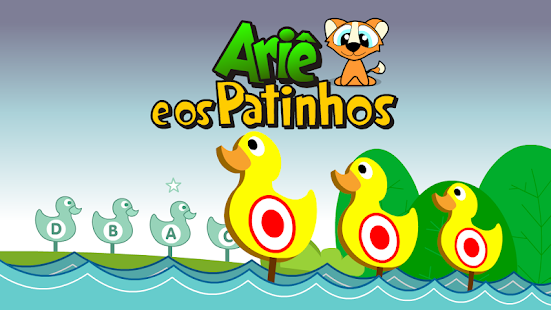 Ariê e os Patinhos- screenshot thumbnail