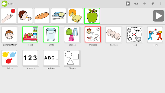 LetMeTalk: Free AAC Talker- screenshot thumbnail