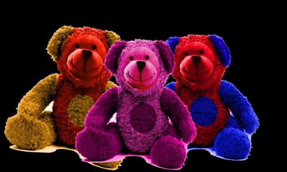 Kindergarten Teddy Puzzles