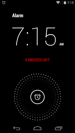 Pay Per Snooze - Alarm Clock