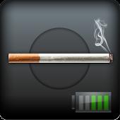 Bateria Cigarro Widget