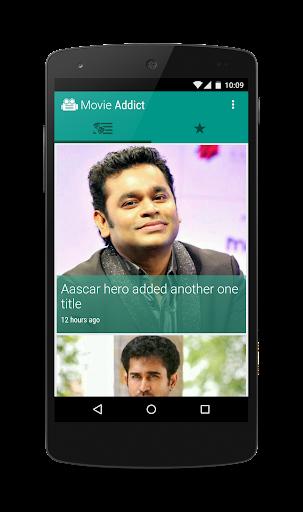 Movie Addict-Tamil Cinema News