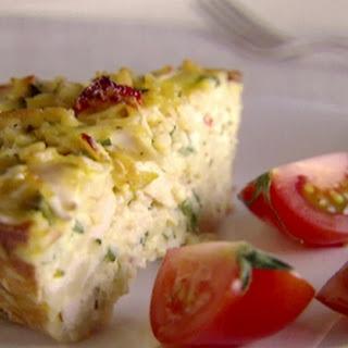 Thyme Pasta Frittata