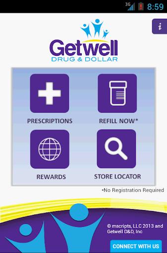 Getwell Drug Dollar