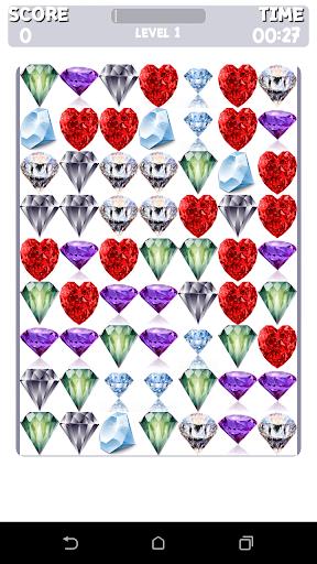 Diamond Math Game