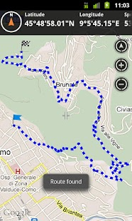 Outdoor Navigation Viewsonic- screenshot thumbnail