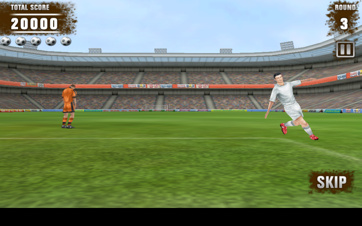 Football Kicks - screenshot
