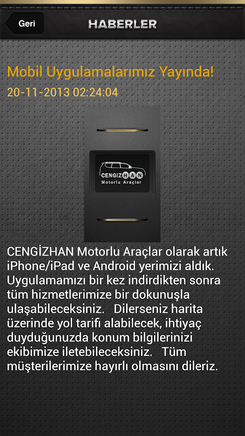 CENGİZHAN- screenshot