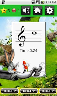Pro - Musical Notes Flash Card- screenshot thumbnail