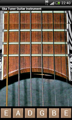 Ska Tuner Guitar Instrument