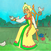 Elena Wise - Russian folk tale