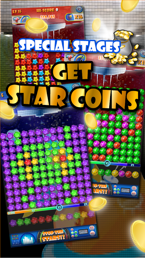 Star Gems 2- screenshot