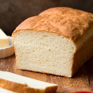 Gluten-Free White Bread.