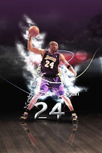 Kobe Bryant HD Live Wallpaper - screenshot thumbnail