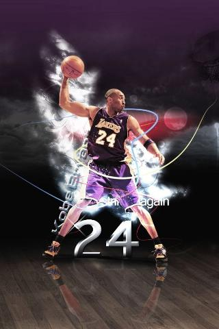 Kobe Bryant HD Live Wallpaper - screenshot