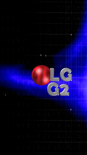 Lg G2 Atom 3d Live Wallpaper