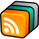 blstReader (Google Reader Plus logo