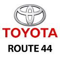 Route 44 Toyota DealerApp icon