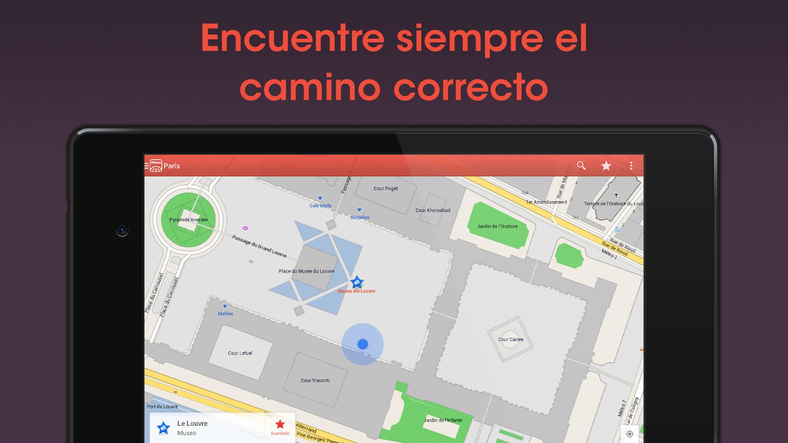 City Maps 2GoPro Mapa Offline - screenshot